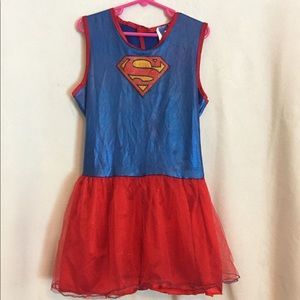 Marvel Supergirl Costume